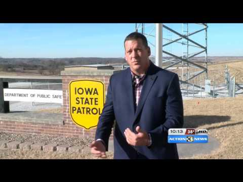 Concerns on the lack of Iowa State Troopers