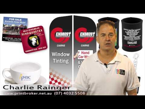 Print Broker Network Cairns