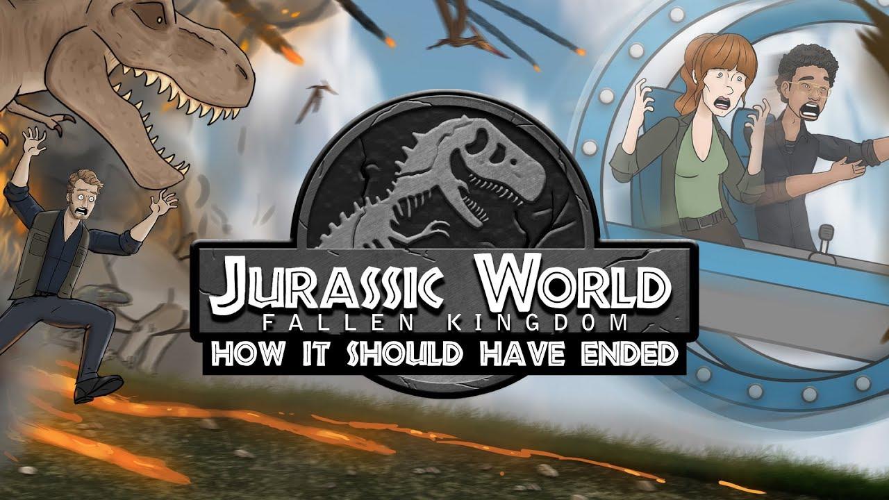 How Jurassic World Fallen Kingdom Should Have Ended
