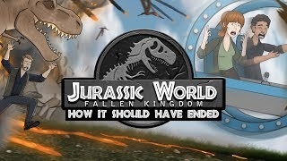 How Jurassic World Fallen Kingdom Should Have Ended