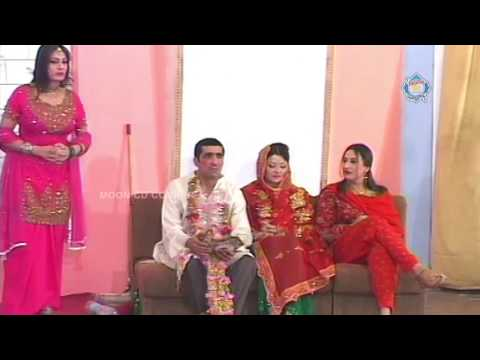 Haira Pheri Zafri Khan and Tariq Teddy New Pakistani Stage Drama Trailer Full Comedy Show
