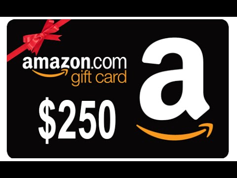 $250 Amazon Giftcard Giveaway (Contest Ends: March 22nd 2016)