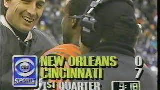 saints Cincinnati 87