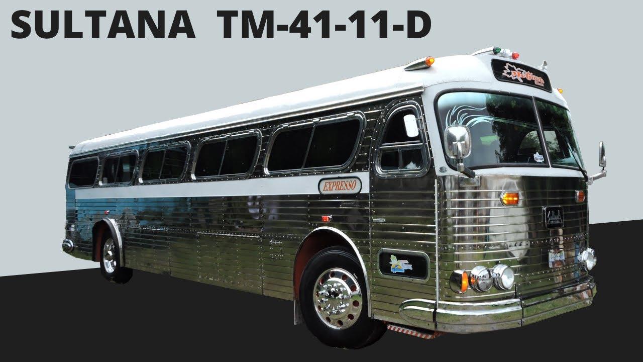 CONOCE EL SULTANA TM-41-11-D RESTAURADO|RESCATANDO CLÁSICOS|
