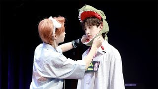 CHAN AND FELIX ARE AUSTRALIA'S PRIDE (CHANLIX)