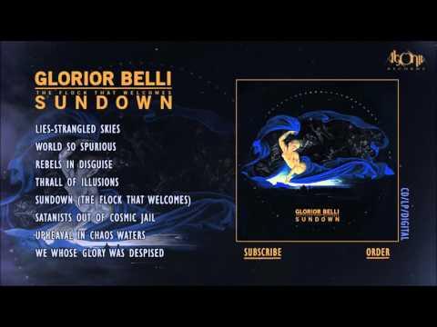 GLORIOR BELLI - Sundown (Official Album Stream)