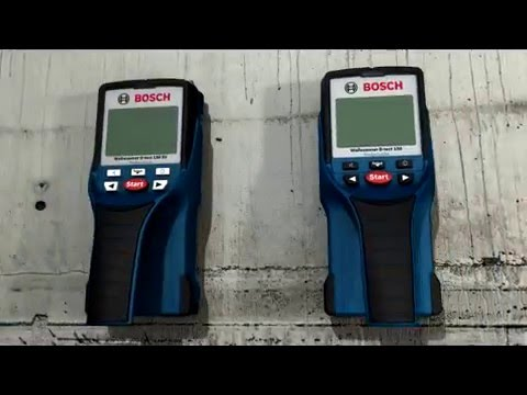 Bosch DTECT 150 – Wall scanner