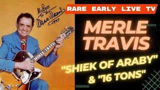 """Merle Travis & Ronnie Prophet """"Shiek of Araby"""""""