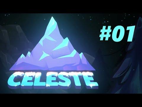 Český Let's Play: Celeste 100% Playthrough #01