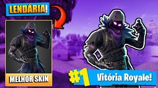 I BOUGHT THE BEST LEGENDARY SKIN OF FORTNITE! CORVO WINS EASY