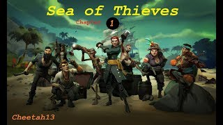 Sea of Thieves (closed Beta) with Gleph. Come on in and say hi. Live Stream PC 1080HD/60