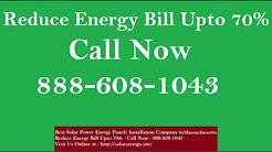 Best Solar Power (Energy Panels) Installation Company in Leominster Massachusetts MA