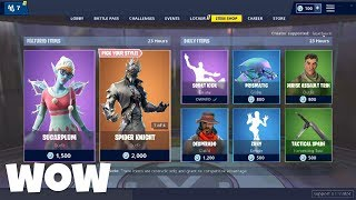 Fortnite Item Shop *NEW* SUGARPLUM SKIN! | 29th December 2018 | JJAMovies