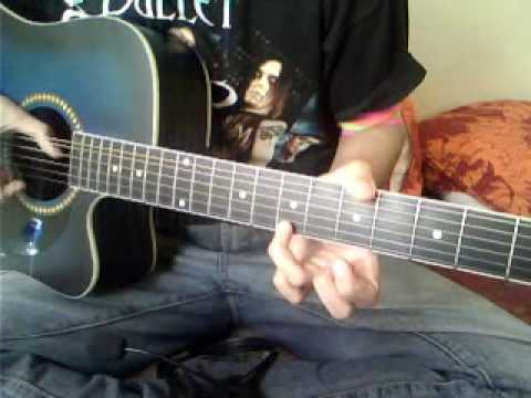 blood brothers acoustic guitar lesson