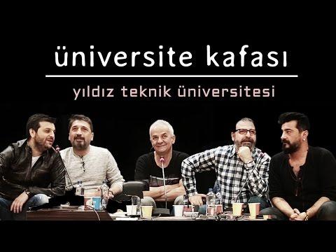 Yıldız Teknik Üniversitesi - Celil Nalçakan, Can Yılmaz, Cem Davran, Zafer Algöz, Candaş Tolga