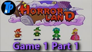 Tipsy Mario Party 2: Horror Land - Game 1 Part 1