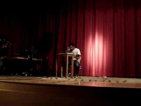 Persian Rap - Shahin Najafi & Tapesh 2012 - tof kon /FA