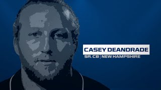 #CAAFB Game Day: New Hampshire - Casey Deandrade