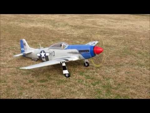 FMS P51 with MrRCSound V3