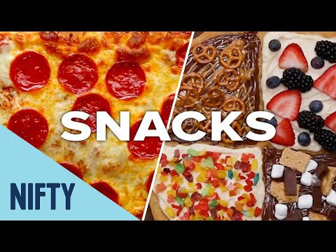 8 More Easy Snacks For Your Kids