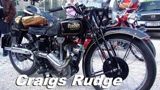 Craigs Rudge Motorbike Video