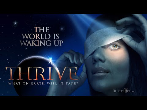 (Official Trailer) THRIVE: What On Earth Will It Take?