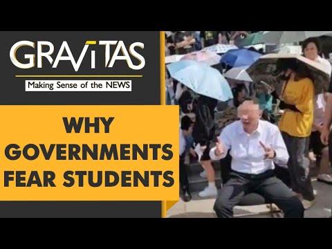 Gravitas: Chinese students