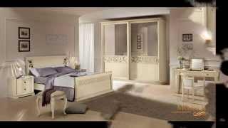 Итальянская спальня Rosanna Bianco фабрики ARITALI(, 2015-09-18T19:00:17.000Z)