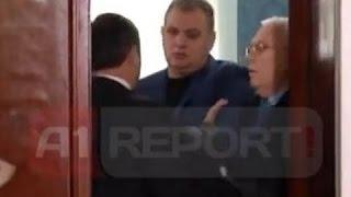 """A1 Report - Te """"Siguria"""", Noka perplaset me Ndreun i ndanë deputetet e Garda"""