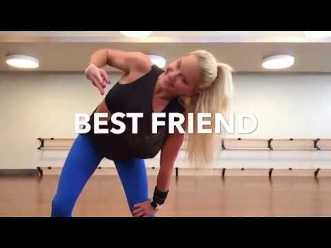 """BEST FRIEND"" by Sofi Tukker(feat.Nervo,The Knocks&Alisa Ueno)Zumba/Dance Fitness by Vickie Griffith"