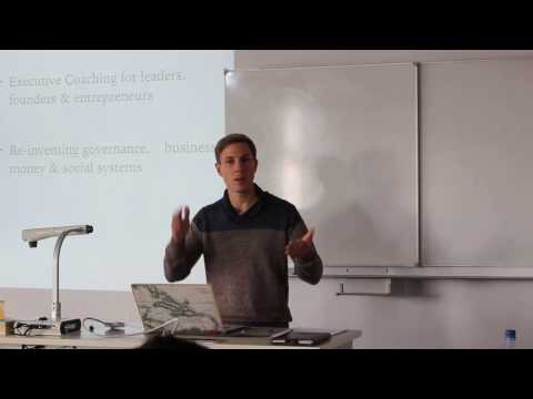 Entrepreneurship as a hero's journey - University of Applied Sciences Berlin - Nov. 2016