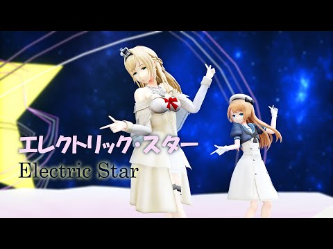 (MMD) Jervis and Warspite from KanColle dance to \