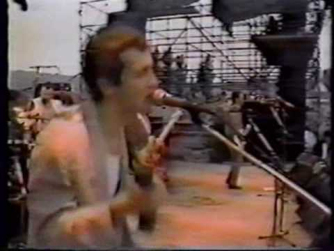 Gang Of Four - What We All Want live 7/31/82