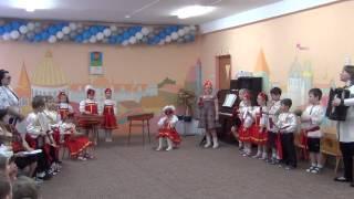 """Утренник """"Малая Родина"""" (Детсад №8 Гурьевск)"""