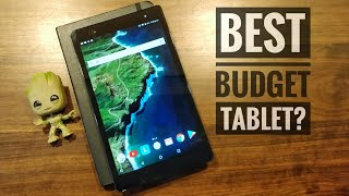 Best Budget Tablet? - Lenovo Tab 3 8 Plus Review!