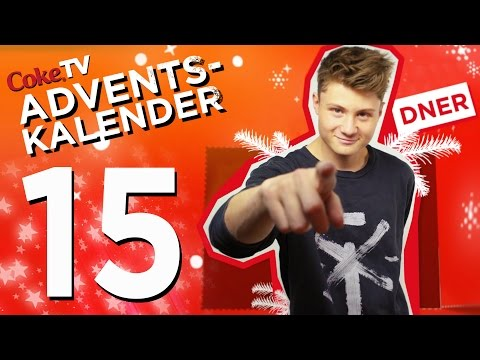 CokeTV Adventskalender: Türchen 15 mit Dner | #CokeTVMoment