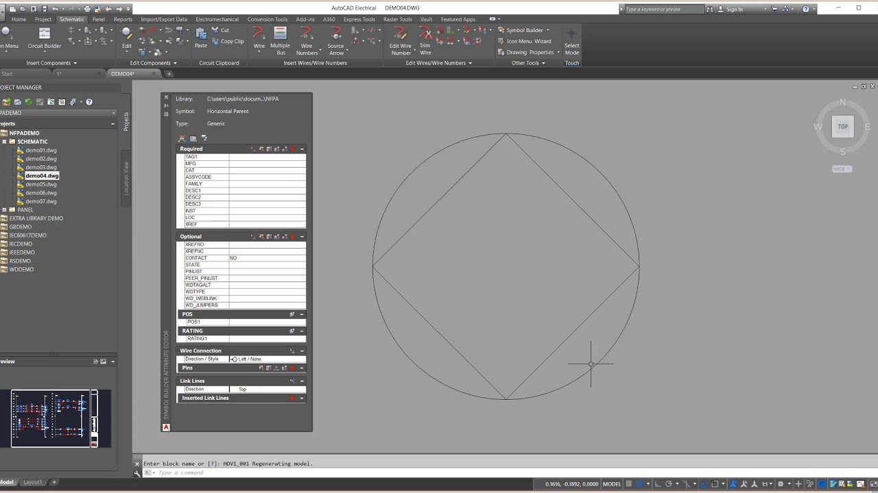 lesson 9 creating custom symbols autocad electrical youtube get wired autocad electrical and symbols enabling users to easily [ 1280 x 720 Pixel ]