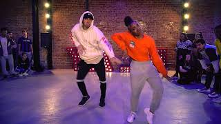 MIRRORED|| THOTIANA - Blueface Dance | Matt Steffanina & Deja Choreography