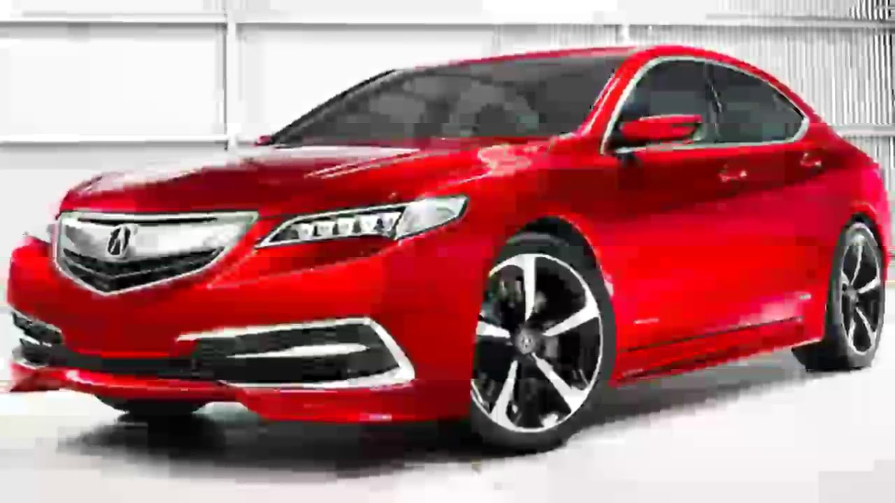 The Best 2018 Acura Tlx Type S Specs Youtube