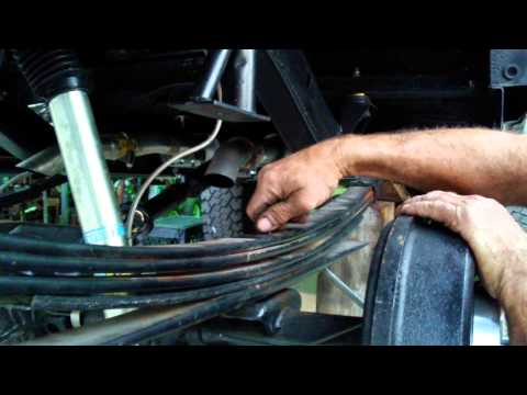 PART 2 How to Add a Leaf without removing spring