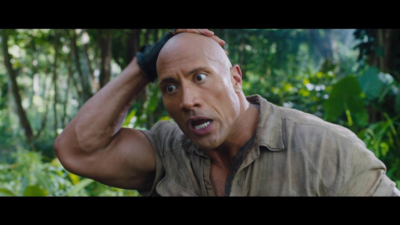 Download JUMANJI: Welcome to the Jungle - Trailer #1 New Zealand