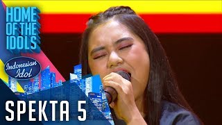 Download Lagu ZIVA - TEGAR (Rossa) - SPEKTA SHOW TOP 11 - Indonesian Idol 2020 mp3