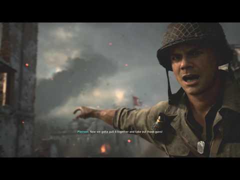 Call of Duty - WW II - Shqip - Missioni 3 Shokve Tu i Nimu Video 4k