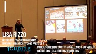 PART 3/4 Coach Rizzo: CUDIT® Concentric Hitting Owner/Founder - Hitting Tips