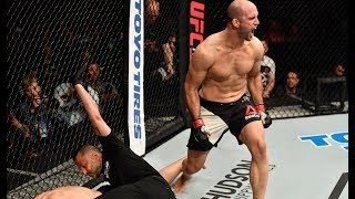 Volkan Oezdemir Describes First Round KO of Misha Cirkunov