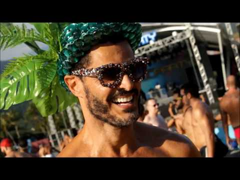 The Original Brazilian Pool Party - Ed. Water Park - CARNAVAL 2017