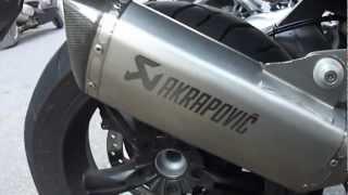 c600 sport bmw akrapovic recchia motos 69
