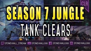 Season 7 Jungle - Tank Clears