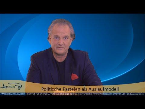 Politische Parteien als Auslaufmodell - Andreas Popp