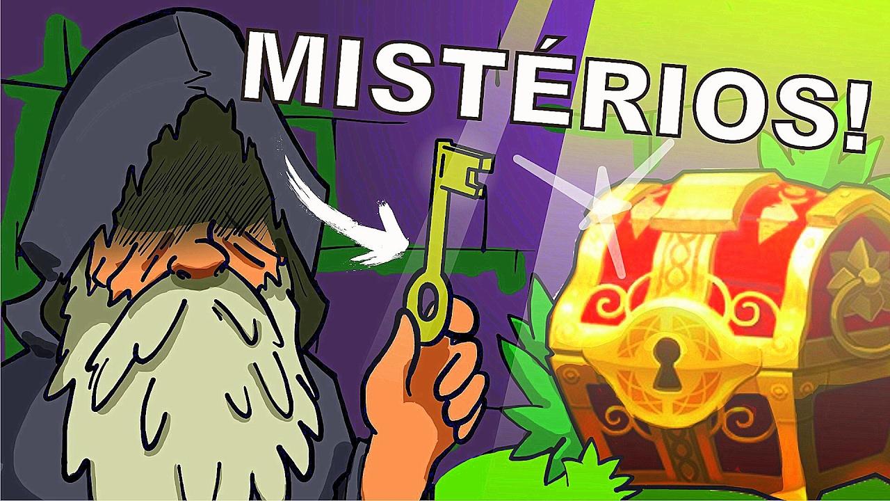 A 5ª CHAVE? - O MAIOR MISTÉRIO DOS GAMES - YouTube
